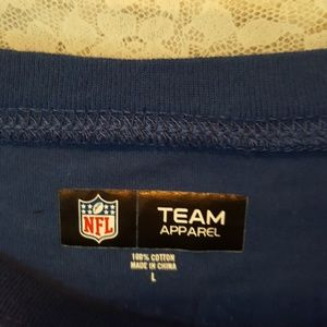NFL Tops - Indianapolis Colts long sleeve shirt NFL large
